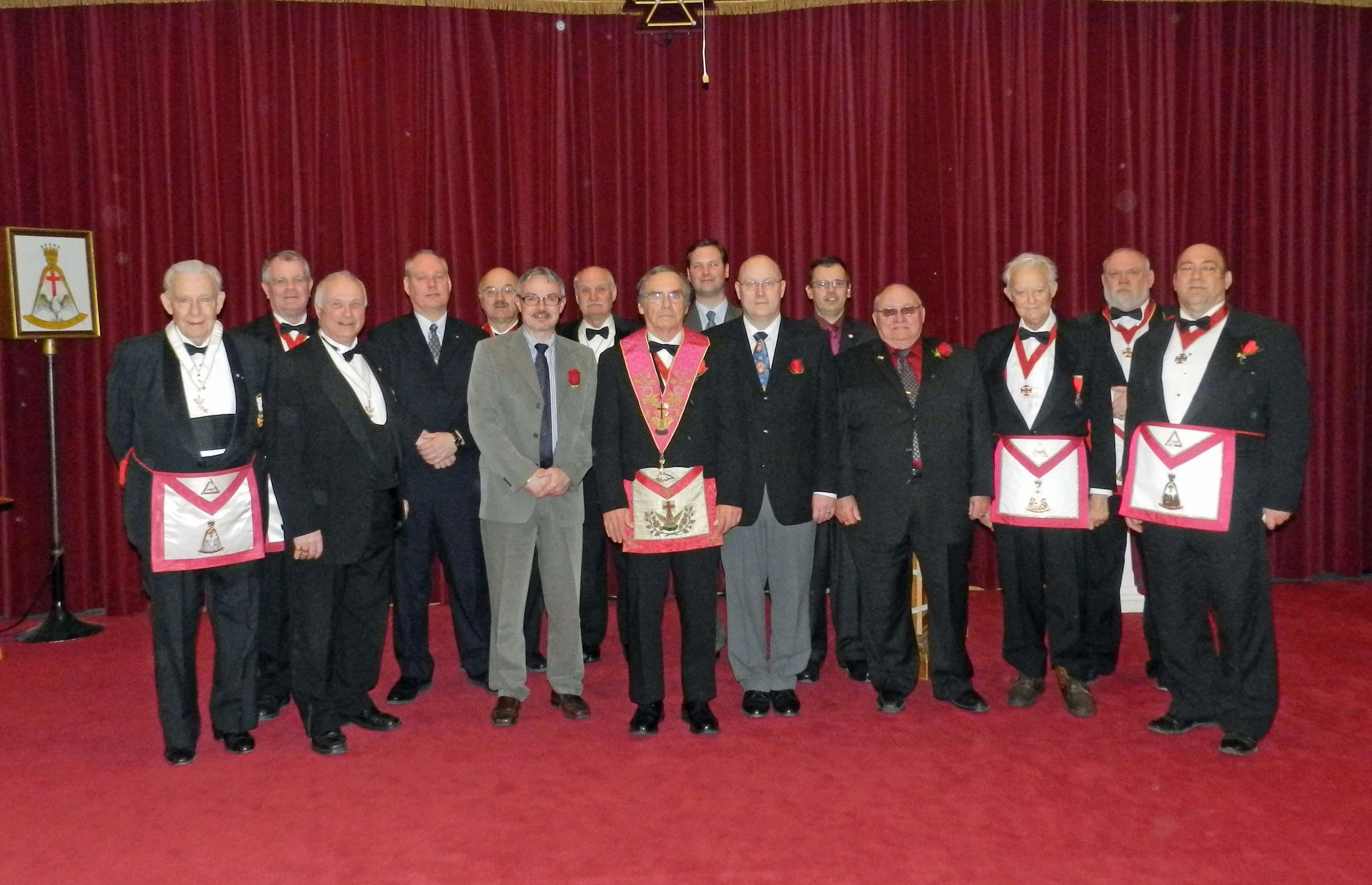18th Degree Ottawa Valley Scottish Rite