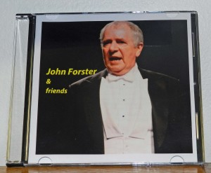 John Forster and Friends CD