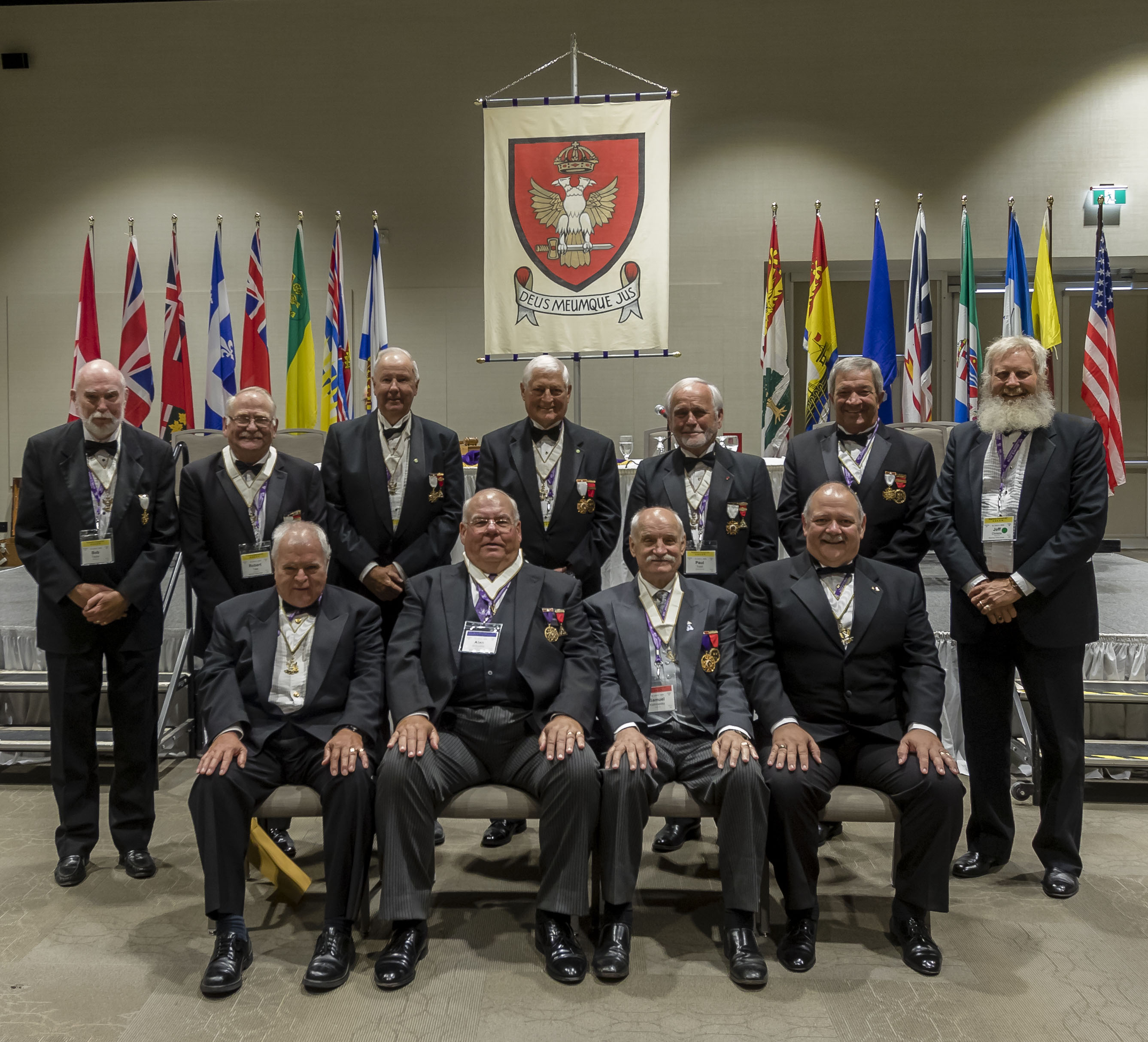 New Supreme Council Elected at 2016 Convention